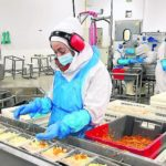 LECHEF usine agroalimentaire Estillac investissement