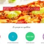 Valentin traiteur usine agroalimentaire plats cuisines investissement