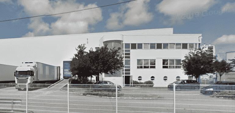 Plateforme logistique froid positif - Vannes - Lorient - Morbihan - Bretagne -  2 454 m²