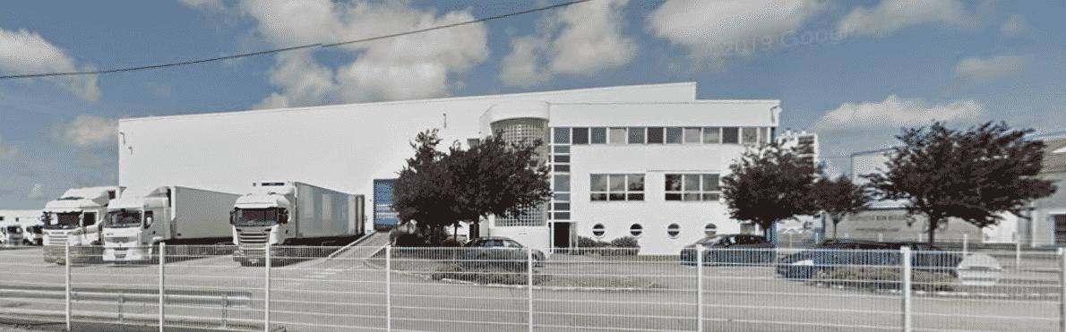 Plateforme logistique froid positif – Vannes – Lorient – Morbihan – Bretagne –  2 454 m²
