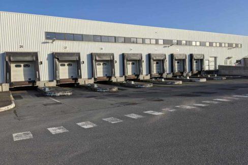 Plateforme logistique froid positif - Angers - Tours - Le Mans - Pays-de-Loire - Centre-Val de Loire- 5 000m²