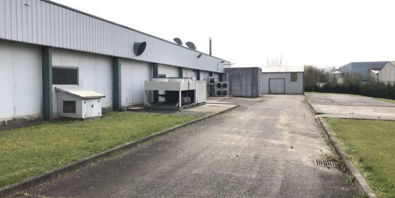 Usine agroalimentaire - Mont-de-Marsan - Orthez - Dax- Landes - Nouvelle-Aquitaine - 2 593m²
