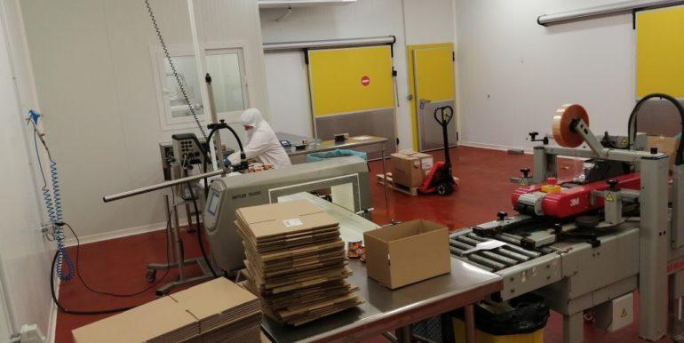 Usine agroalimentaire atelier Nord Lille Hauts-de-France - Plats Cuisinés
