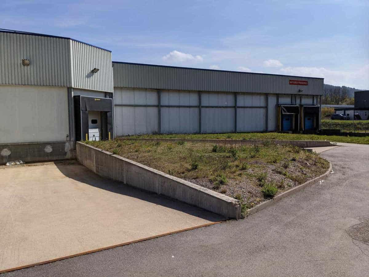 Usine agroalimentaire – Bas-Rhin- Strasbourg – Grand Est – 12 153 m²