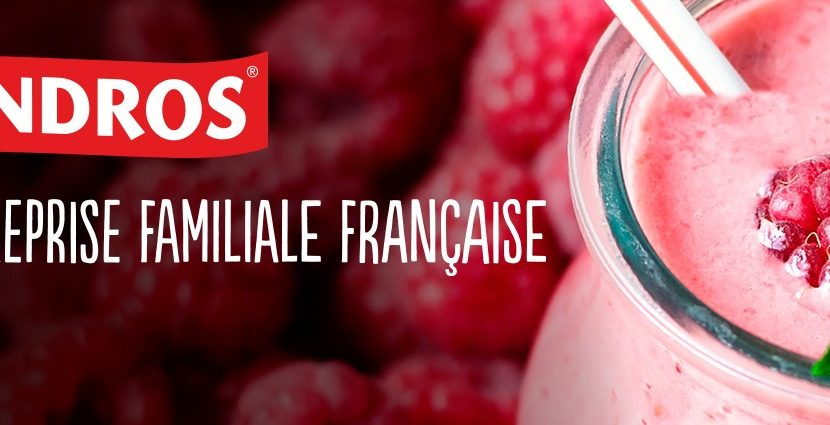 Andros usine agroalimentaire investissement Corrèze